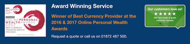 Key Currency Award